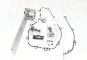 Complete lever kit with torsion spring incl special tools