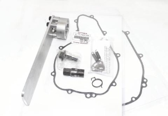 Complete Doo kit w/torsion spring & tools, aftermarket gaskets